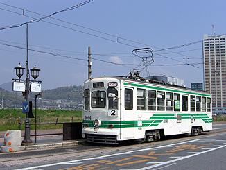 熊本市交通局1090形