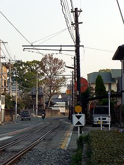藤崎宮前~黒髪町