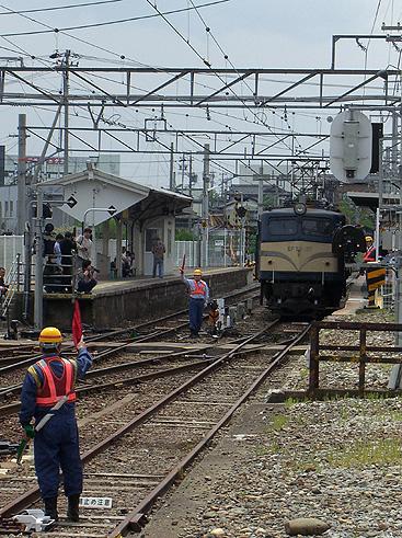 EF58-157@伊那松島