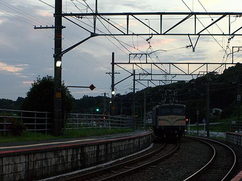 EF58-157@東上