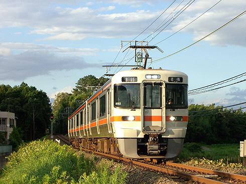 313系1700番台@東上~野田城