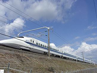 700系@浜松~豊橋