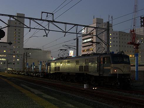 EF58-157@豊橋