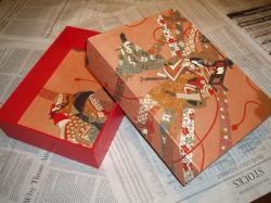 源氏絵巻の箱1