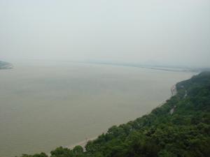 大きな銭塘江