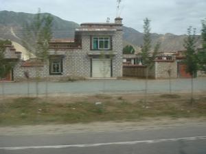 チベットのおうち