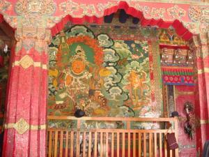 ジョカン寺の壁画