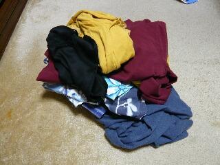 10.19洗濯物