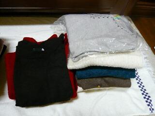12.11着てないセーター