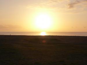 奥松島の朝焼け1