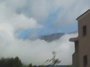 箱根の秋(雲)