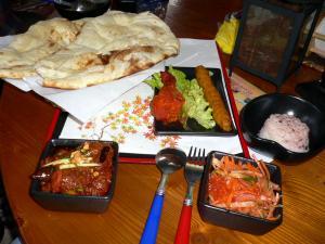 ほんとのインド料理とカレーの店のカレー