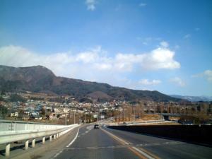 冬の三国峠越え(3)