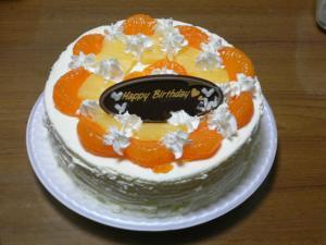 あき ケーキ
