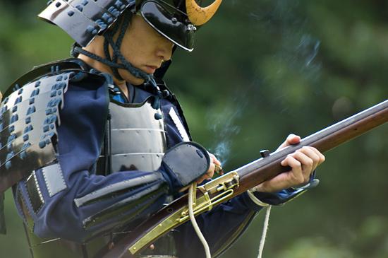 火縄銃-3