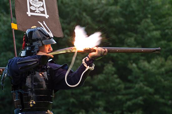 火縄銃-8