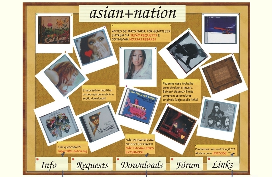Asian mp3 descargas gratuitas