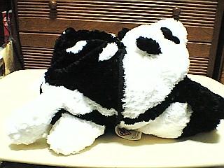 パンダとダンパ④